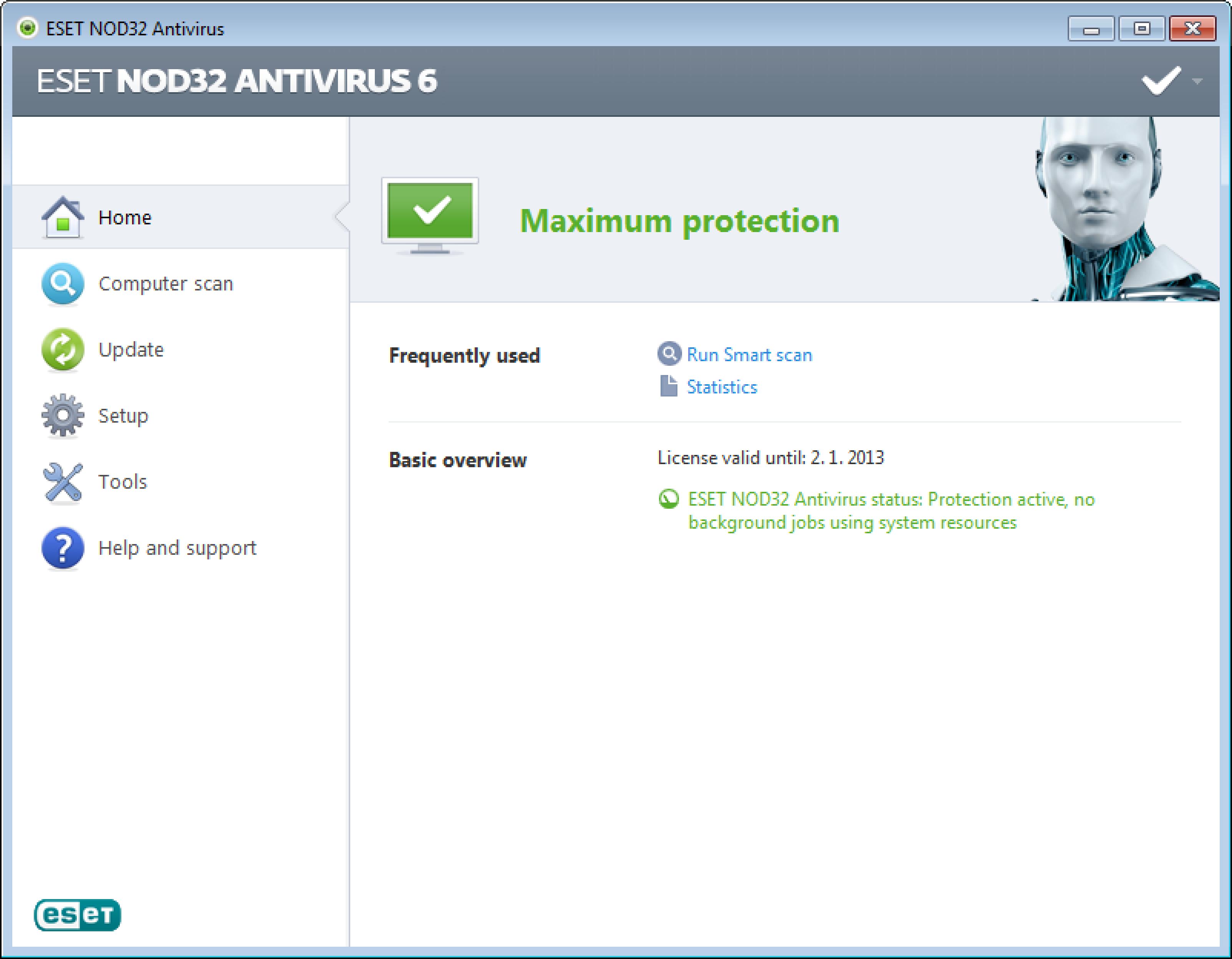 ESD NOD 32 Antivirus