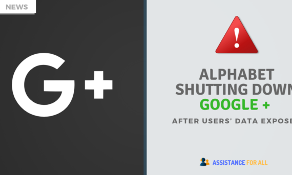 Alphabet Shutting DOWN Google + (1)