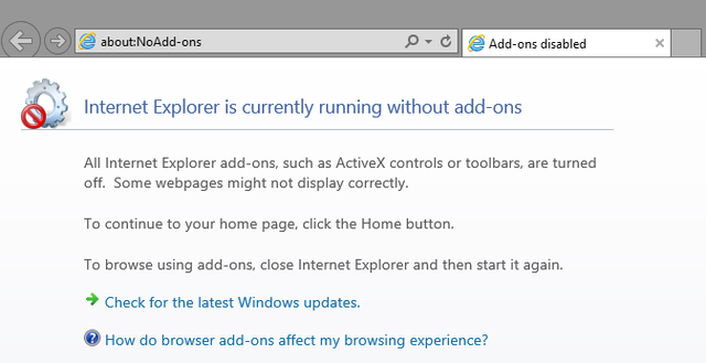 Internet Explorer Help 4