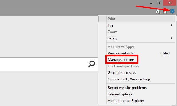 Internet Explorer Help 7