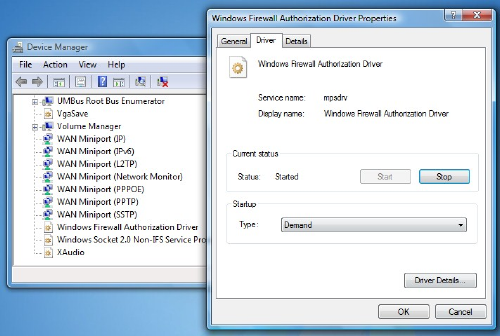 Windows Firewall 2