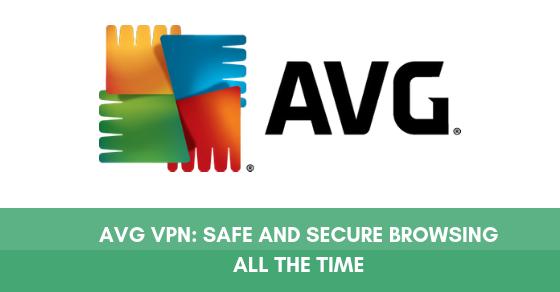 AVG VPN Support