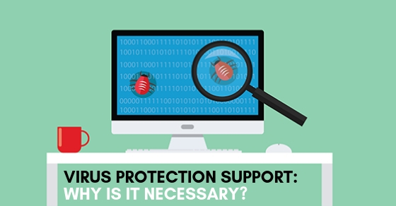 Virus Removal Support